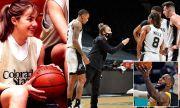 Becky Hammon, Perempuan Pertama di Kursi Pelatih Tim NBA
