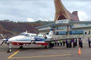 3 Bulan Beroperasi, Bandara Toraja Sudah Layani 8.000 Penumpang