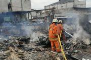 Pom Bensin Mini di Kompleks Militer Terbakar, Danrem 061 Turun Tangan