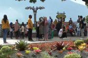 Setelah Ditutup 4 Hari, Wisatawan Serbu Kembali Obyek Wisata di Bukittinggi