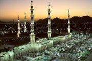 Arab Saudi Izinkan Umat Islam Salat di Atap Masjid Nabawi