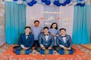 Tiga Pria Thailand Saling Menikahi dan Direstui Keluarga