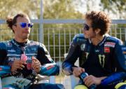 Morbidelli Ternyata Tidak Mengidolakan Valentino Rossi