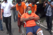 Jambret Sadis yang Tega Gasak Ibu Hamil, Tersungkur Ditembak Polisi Mojokerto