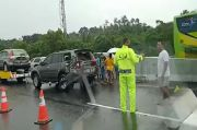 Pedangdut Seksi Mantan Trio Macan, Chacha Sherly Luka Berat Akibat Kecelakaan di Tol Semarang-Solo