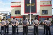331 Personel Polrestabes Makassar Naik Pangkat di Awal Tahun 2021
