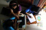 Sekolah Tatap Muka Ditunda, Siswa di Bulukumba Tetap Belajar Jarak Jauh