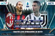 Preview AC Milan vs Juventus: Hilangkan Ketergantungan pada Ronaldo