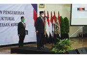 6 Jenderal Polisi Dilantik Jadi Pejabat di KPK