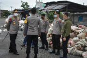 Polsek Terentang Kubu Raya Terbakar, Kabid Humas Polda Kalbar Ungkap Penyebabnya