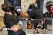 MMA Gempar!! Mike Tyson Hajar Petarung MMA di Octagon