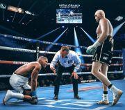 Tyson Fury KO Anthony Joshua Dua Ronde Momentum Mengejutkan