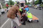 Tragis, Ibu Rumah Tangga di Gresik Meregang Nyawa Usai Jatuh Dari Boncengan Motor