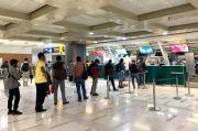 Jumlah Penumpang di Bandara Sultan Hasanuddin Alami Penurunan 30,59 Persen