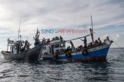Menlu Sebut Jumlah Pengungsi Rohingya di Indonesia Sebanyak 396 Orang
