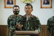 Jelang Pensiun, Kapolri Idham Azis Pamit ke Presiden