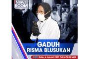 iNews Room Live di iNews dan RCTI+ Rabu Pukul 18.00: Gaduh Risma Blusukan