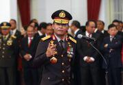 Kapolri Idham Azis Naikkan Pangkat 44.884 Personel Polri