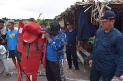 Serpihan Misterius di Kalimantan Tengah Diduga Milik Pesawat Luar Angkasa CNSA China