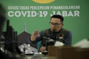 Ridwan Kamil Berlakukan WFH 75 Persen di Bodebek dan Bandung Raya