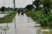 Banjir Kian Meluas, 19 Desa di 5 Kecamatan Terdampak Luapan Anak Sungai Bengawan Solo