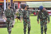 Antisipasi Gangguan, Polda Jateng Libatkan TNI Beri Pelatihan Intern Pasukan Brimob
