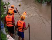 Tragis, Bocah 11 Tahun Tewas Disapu Air Bah saat Mandi di Sungai Jumok Karanganyar