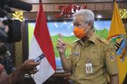Presiden Jokowi Minta Gubernur Divaksinasi Pertama, Ganjar: Saya Siap!