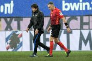 Dikalahkan Sampdoria, Conte Merasa Dewi Keberuntungan Telah Melupakan Inter Milan