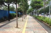 Penampakan Sudirman-MH Thamrin usai Blusukan Risma, Cuma Ada Tukang Kopi dan Juru Parkir