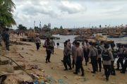 Pengepul Timah TI Tungau di Perairan Sukadamai Toboali Diburu Polisi