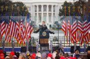 Trump Lagi-lagi Tak Akui Hasil Pilpres AS: Kami Tidak Akan Pernah Menyerah