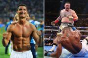 TKO Anthony Joshua, Ronaldo: Andy Ruiz Luar Biasa!