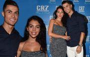 Georgina Rajin Berpakaian Seksi karena Takut Ditinggal Ronaldo