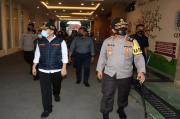 Wagub Emil Tinjau Kesiapan Tempat Isolasi Pasien COVID-19 di Asrama Haji dan BPSDM Jatim