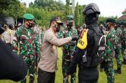 PSBB Jawa-Bali, Polda Jateng Gelar Operasi Yustisi 3 Kali dalam Sehari