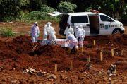 Sudah 801 Jenazah Dikuburkan di Pemakaman Covid-19 Macanda