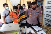 Spesialis Maling Kotak Infak Masjid Tersungkur Ditembak Polisi
