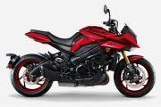 Dibikin 100 Unit Saja, Suzuki Katana Red Resmi Diperkenalkan