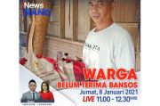 iNews Siang Live di iNews dan RCTI+ Jumat Pukul 11.00: Tak Merata, Warga Miskin Belum Terima Bansos