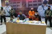 Polisi Gadungan yang Diringkus Polrestro Jakarta Utara Sudah Enam Kali Menipu
