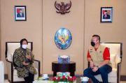 Baguna PDIP DKI Jakarta Siap Kolaborasi Program Kemensos Tangani Bansos Covid-19