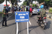 Siapkan Aturan Sesuaikan PSBB Jawa-Bali, Sekda Banten: Diterapkan Sanksi Jika Melanggar