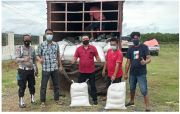 Penyelundupan Lima Ton Captikus Digagalkan Polres Gorontalo Utara