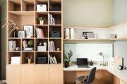 Ruang Kerja di Rumah Harus Nyaman dan Menarik