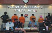 Pasokan 6 Kg Sabu Asal Malaysia ke Madura Libatkan Ibu Rumah Tangga