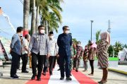 Gubernur Sulsel Resmikan Green Episentrum Watampone