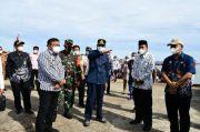 Bupati Bone Minta Gubernur Fasilitasi Pembangunan Kawasan Pantai Bajoe