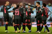 Usai Habisi Villa, Liverpool Kini Fokus Hadapi Manchester United