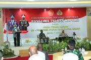 Panglima TNI Siapkan Nada Dering Khusus di Aplikasi WA untuk Tokoh Agama Papua